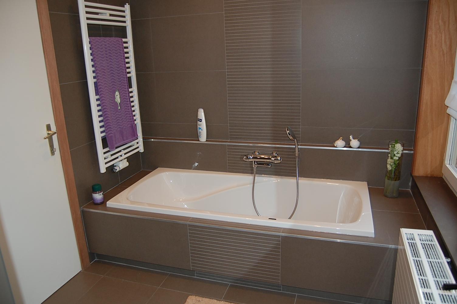 Volledige renovatie badkamer